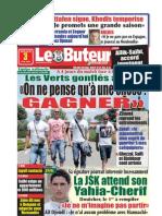 LE BUTEUR PDF du 03/06/2009