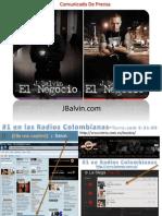 Comunicado de Prensa - J Balvin (Fuleteo.Com)