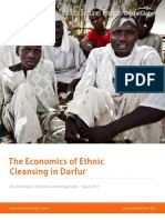 Economics of Ethnic Cleansing in Darfur Report
