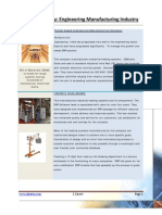 ERP case study for Engineering Manufacturing Industry