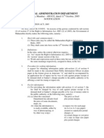 RTI - BMC / MCGM Application Template