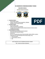 Temario Para Examen de Redes