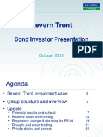 Bond Investor Presentation October 2012