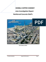 port kembla copper stack concrete sampling report  consolidated