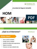 HOM Presentacion Oportunidad Herbalife[1]