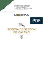 Que son los sistemas de gestión de calidad y cual es el modelo ISO 9001