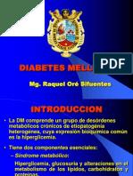 (13) Diabetes-04- DRA. ORE