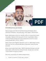 Biografi DR Ali Muhammad Ash-shallabi (1)