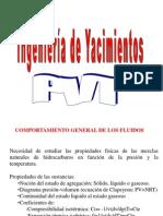 Diagramas PVT de Yacimientos