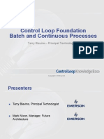 KP_Control Loop Foundation Batch & Continuous Processes