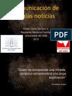 Malas Noticias 2013