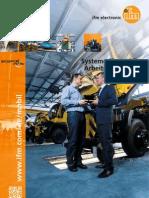 Systeme für mobile Arbeitsmaschinen - Prospekt Deutsch 2013