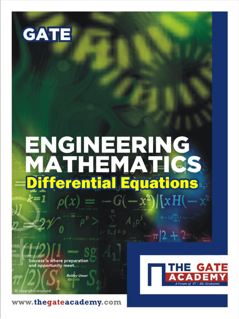 Differential Equations | Nonlinear System | Equations