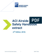 ACI Practices and Recommendations