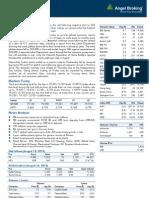 Market Outlook, 16-08-2013