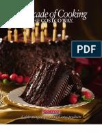 Costco cookbook 2011
