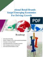 International Retail Brands
