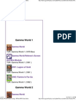 Gamma World Product Listing - RPGnet RPG Game Index