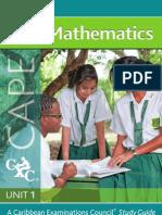 Cape Pure Mathematics