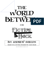 World Between for Fictive Hack 11 12