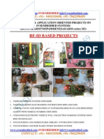 Latest_ Innovative_svsembedded_rf-id_ Based Projects List- 2013