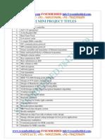 Latest_ Innovative_svsembedded_vlsi Based_mini_ Projects List 2012-13