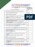 Latest_ Innovative_svsembedded_vlsi Based Major Projects List 2012-13