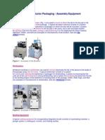 Semiconductor AssemblyEqt