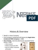 Presentation on Nestlé Lanka PLC