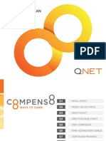 QNET Compensation Plan Presentation_India