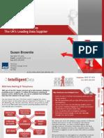 Intelligent Data Services - Susan_Brownlie