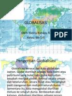 Globalisasi pkn