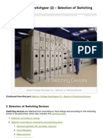 Electrical-Engineering-portal.com-Medium Voltage Switchgear 2 Selection of Switching Devices