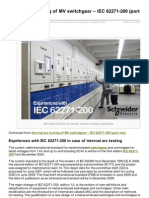 Electrical-Engineering-portal.com-Internal Arc Testing of MV Switchgear IEC 62271200 Part Two