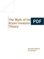 The Myth of Aryan Invasion Theory