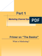 Ch 1 - Marketing Channels - Student Version