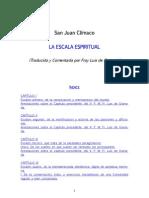 Clímaco San Juan - Escala espiritual