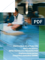 Protocolo s.aureus (Sarm)
