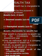 Wealth Tax 1957 (in India)
