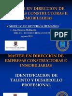 2) Talento y Desarrollo