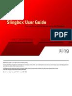 SlingBox Classic User's Manual