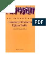 Necdet Sakaoğlu -- Cumhuriyet Dönemi Eğitim Tarihi - IYCÜ 071.pdf