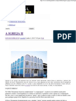A IGREJA II _ Portal da Teologia.pdf