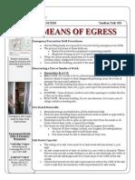 Toolbox Talk_Means of Egress