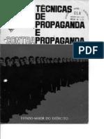 Técnicas de Propaganda e Contrapropaganda