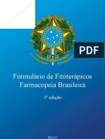 Formulário Fitoterápico