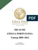 síntese de portugues