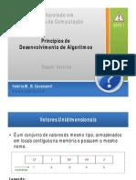 Pascal - 4 - Vetores