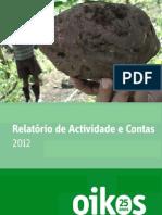 Relatório de Gestão e Contas 2012 Oikos