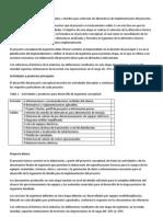 Proceso Ing. Conceptual, Básica y Detalle